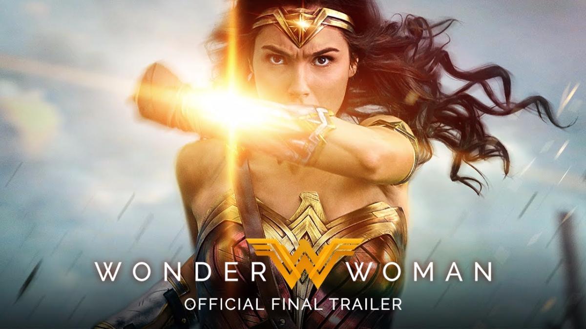 Tráiler Wonder Woman.