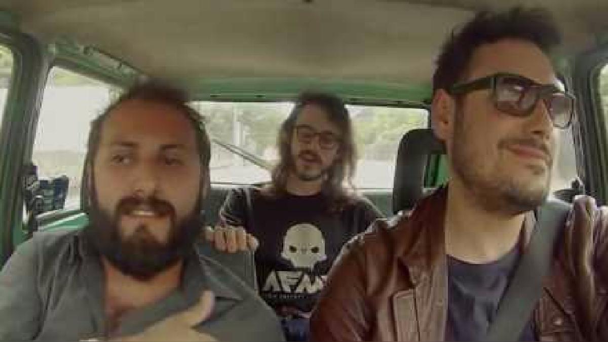 Este fue el primer video de The Jackals sobre 'Despacito'.