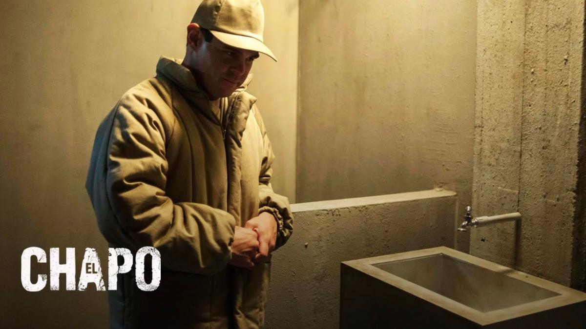 Adelanto de la segunda temporada de 'El Chapo'.