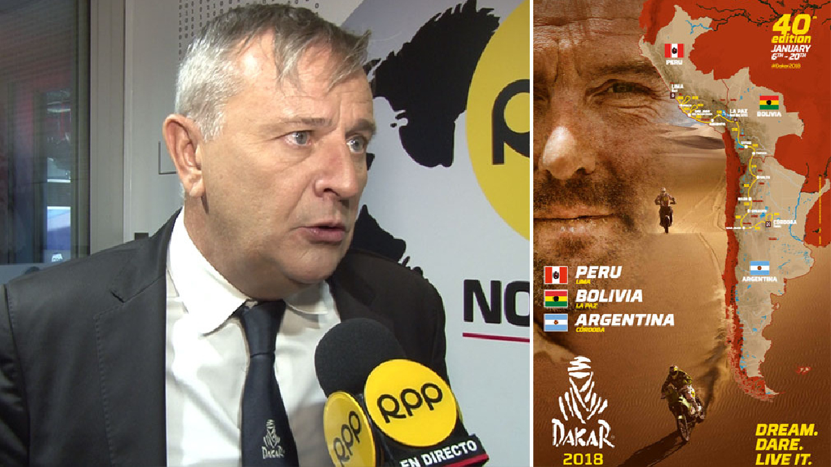 El Rally Dakar cumplirá 40 años en la edición de 2018.