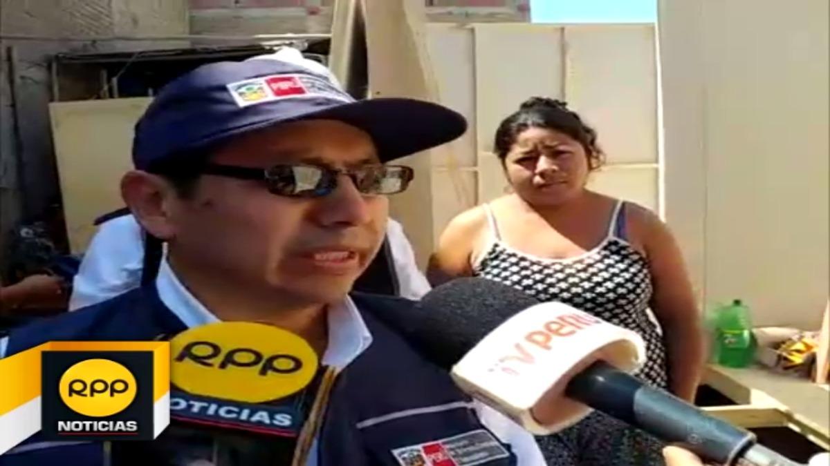 Trujillo recorrió las localidades de Jayanca, Íllimo, Mórrope y el sector Villa Hermosa de José Leonardo Ortiz.