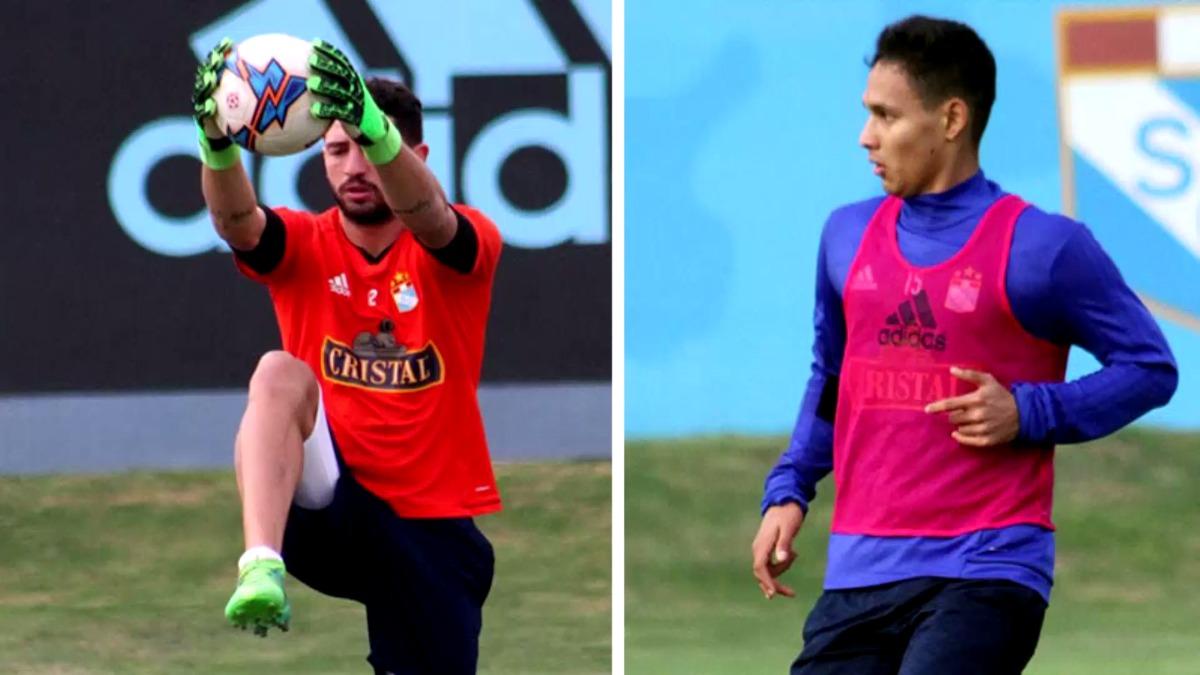 Mauricio Viana y Renzo Garcés no llegaron a tiempo al control antidoping.