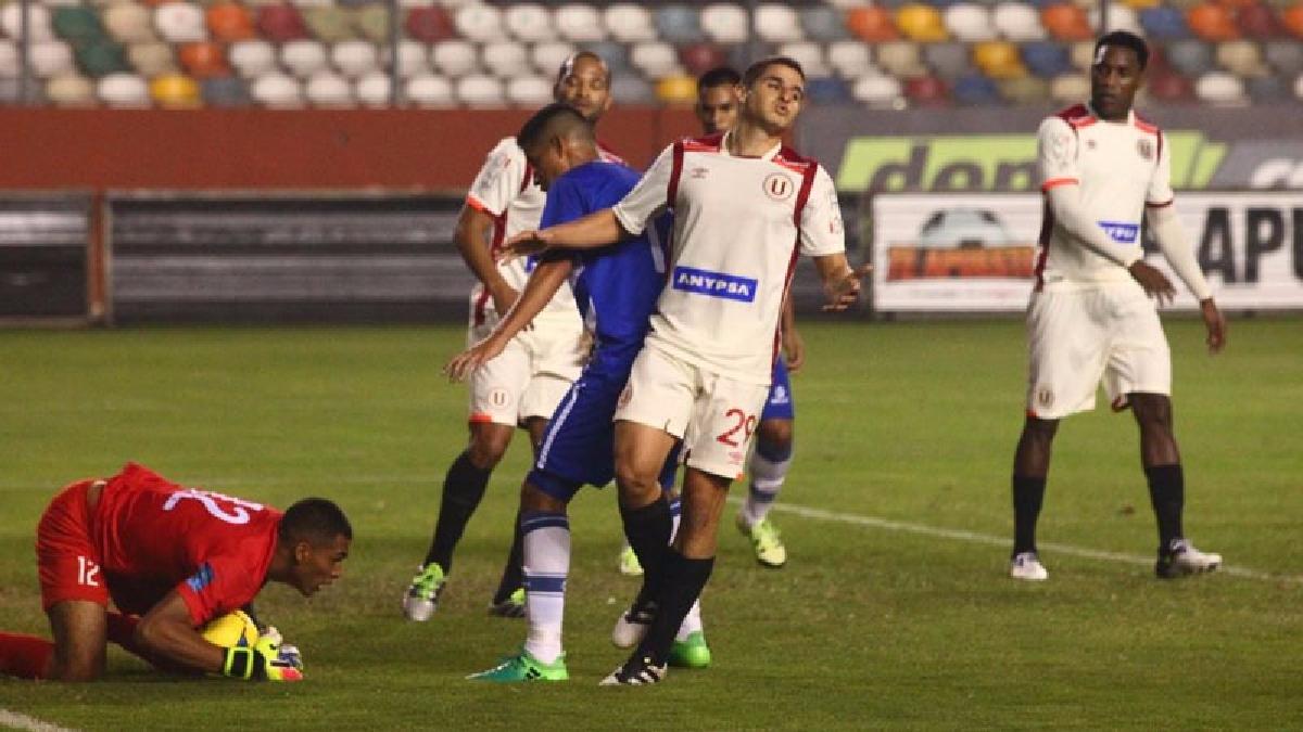 Revive los goles del partido entre Universitario y Alianza Atlético de Sullana.