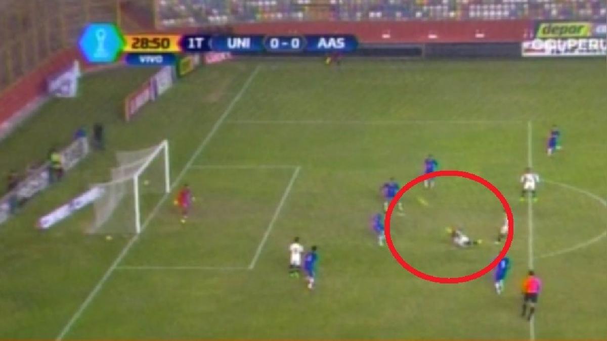 Revive la ocasión de gol que tuvo Universitario a través de Juan Manuel Vargas.