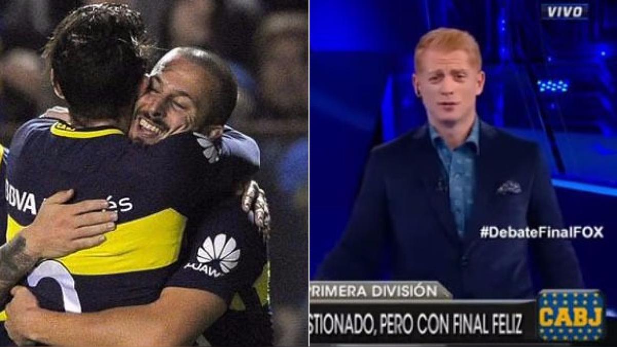 Martín Liberman entrevistó a Cristiano Ronaldo en España. Ahora critica el título de Boca Juniors.