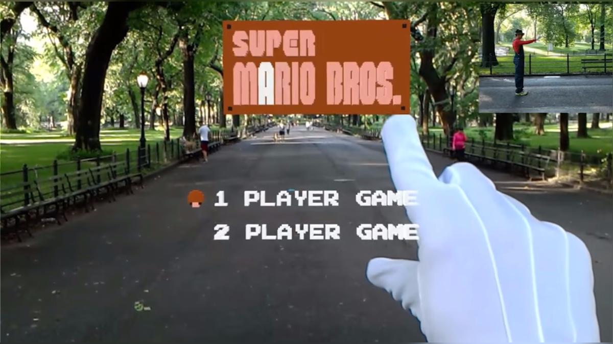 Así se puede ver el juego en la realidad virtual