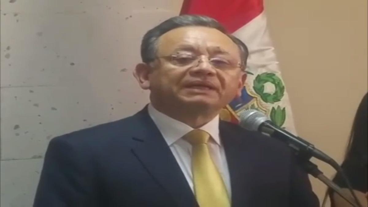 Edgar Alarcón en Arequipa.