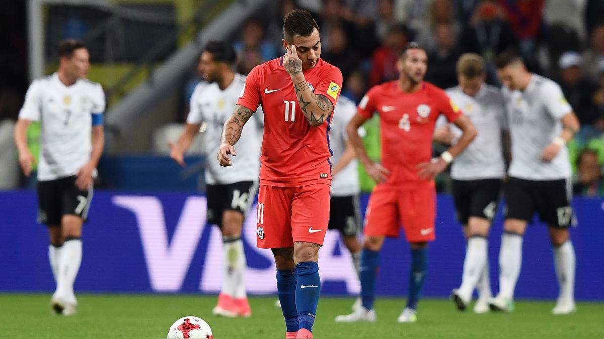 Revisa los dos goles que dejó el Alemania vs. Chile.