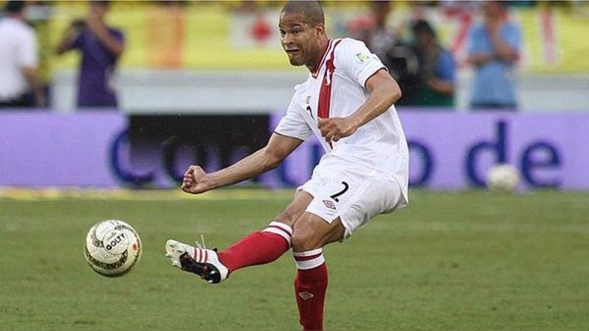 Alberto Rodríguez ha disputado 7 partidos con la Selección Peruana en las Eliminatorias Rusia 2018.