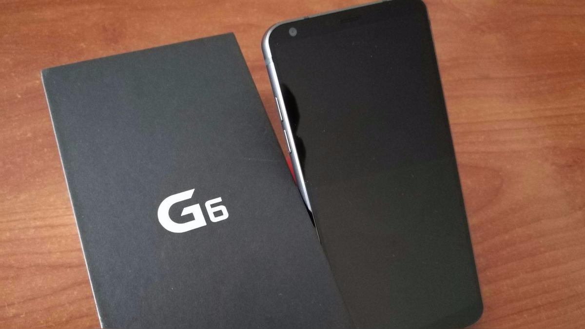 Reseña sobre las características del LG G6.