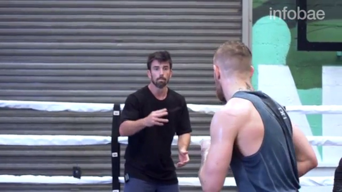Conor McGregor dejará las artes marciales mixtas para aplicarse a las reglas de boxeo.
