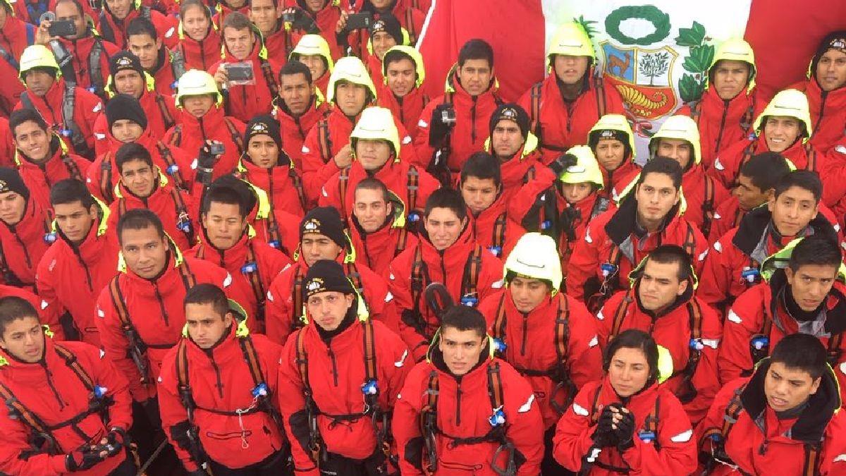Mira el momento de la victoria peruana