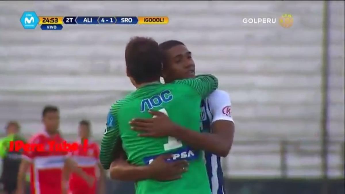Revive todos los goles del Alianza Lima 4-1 Sport Huancayo.