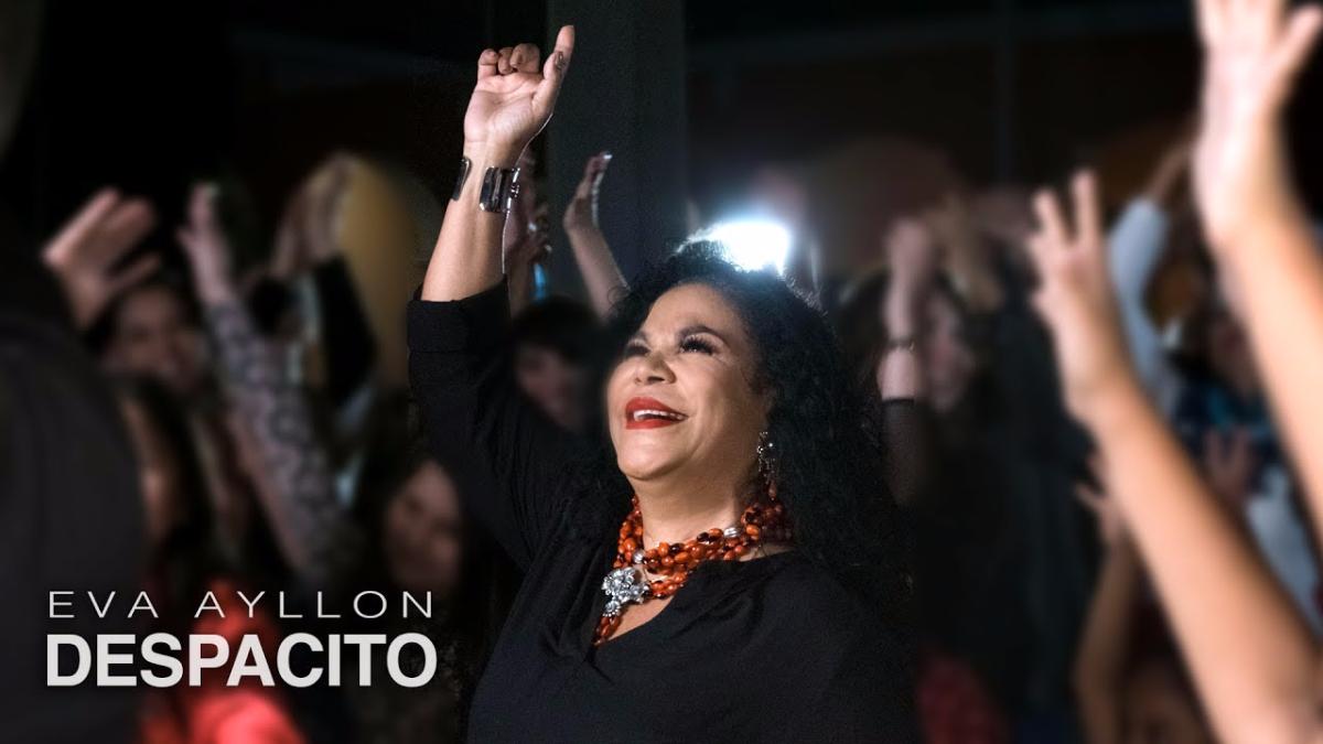 Eva Ayllón - Despacito Versión Afroperuana