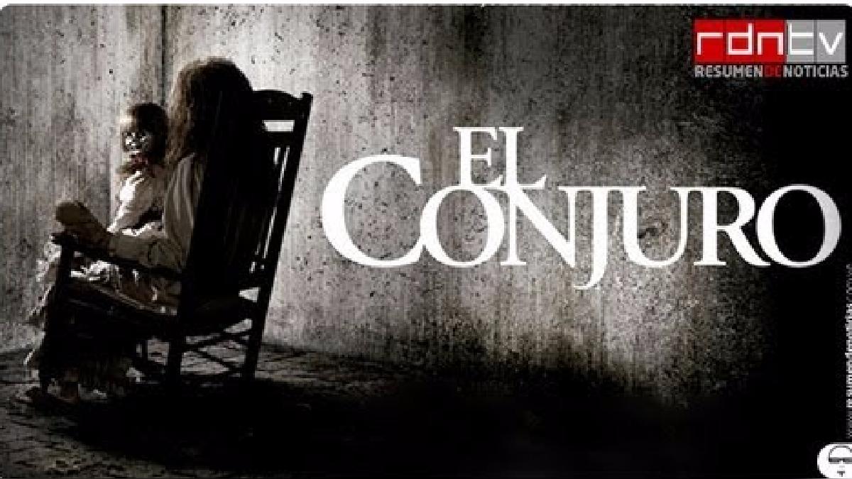 Trailer | El Conjuro