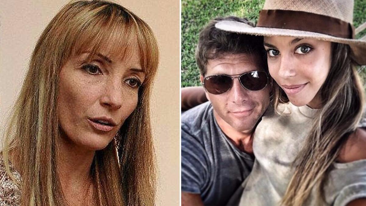 Marisol Aguirre no quiere hablar de Christian Meier ni de Alondra.