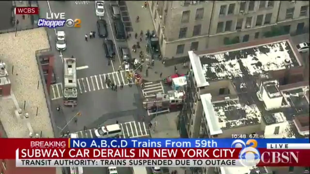 Tres personas resultaron con heridas leves