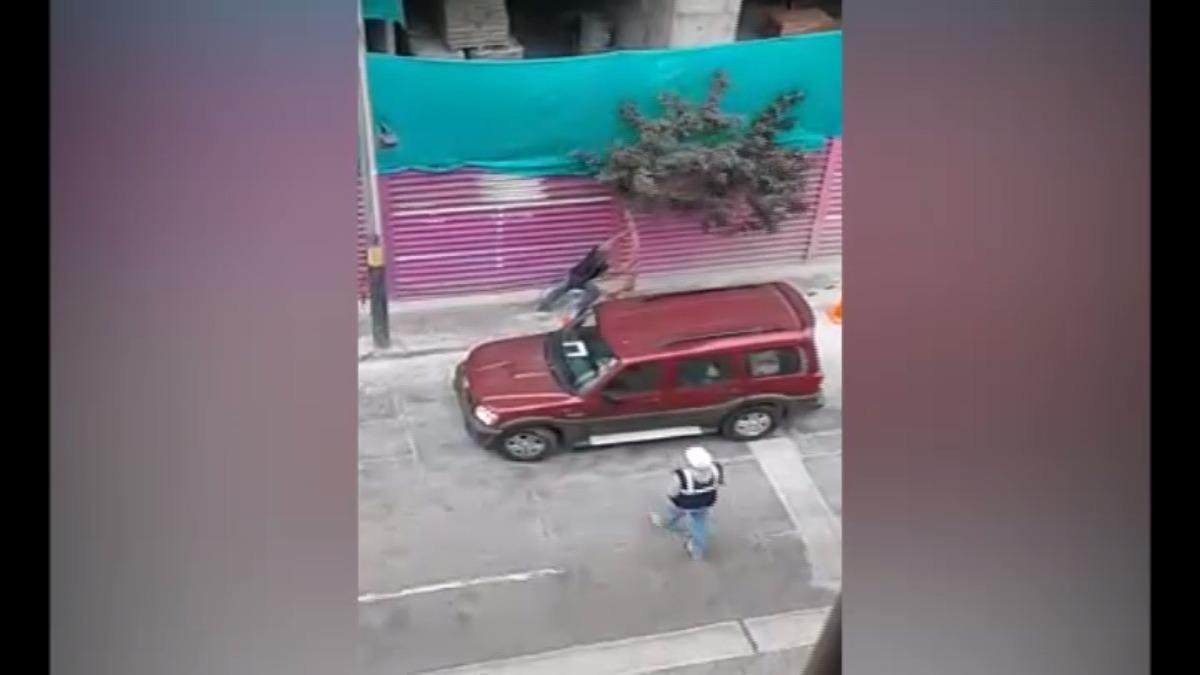 El hecho se preodujo en el cruce de la cuadra 21 de la avenida Brasil con el jirón Loreto