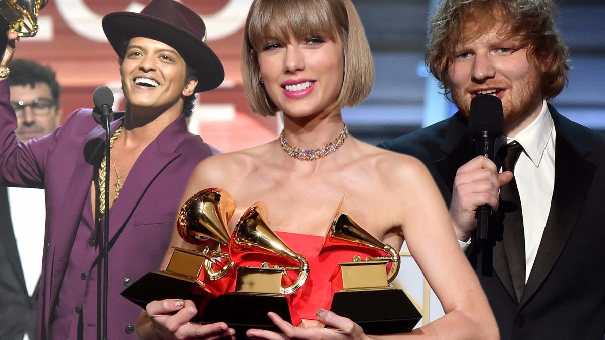 Ganadores de Premios Grammy 2016