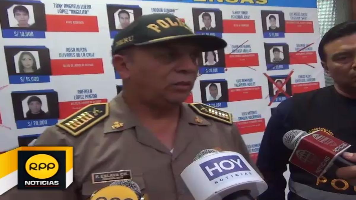Asesino confesó el hecho tras dirigirse a la sede de la Dirincri de Nuevo Chimbote, informó el jefe policial.