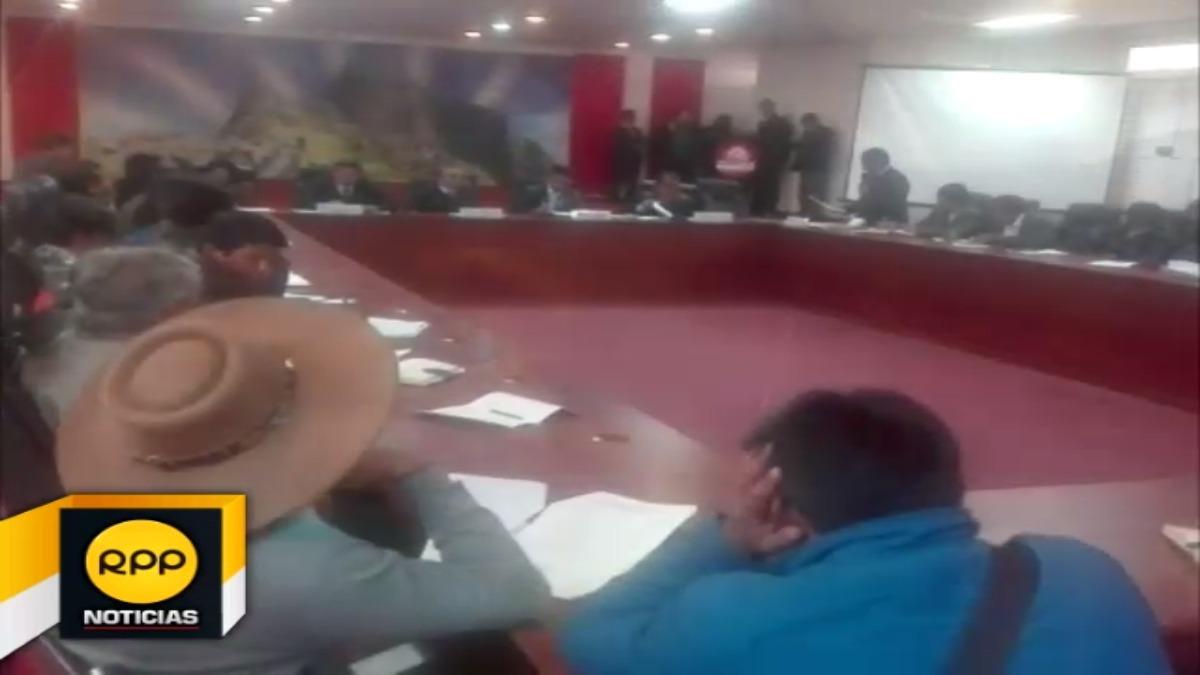 Reunión  prevista para las 11:00 horas, en la sede del Gobierno Regional del Cusco, contará con la presencia del Viceministro de Gestión Institucional.
