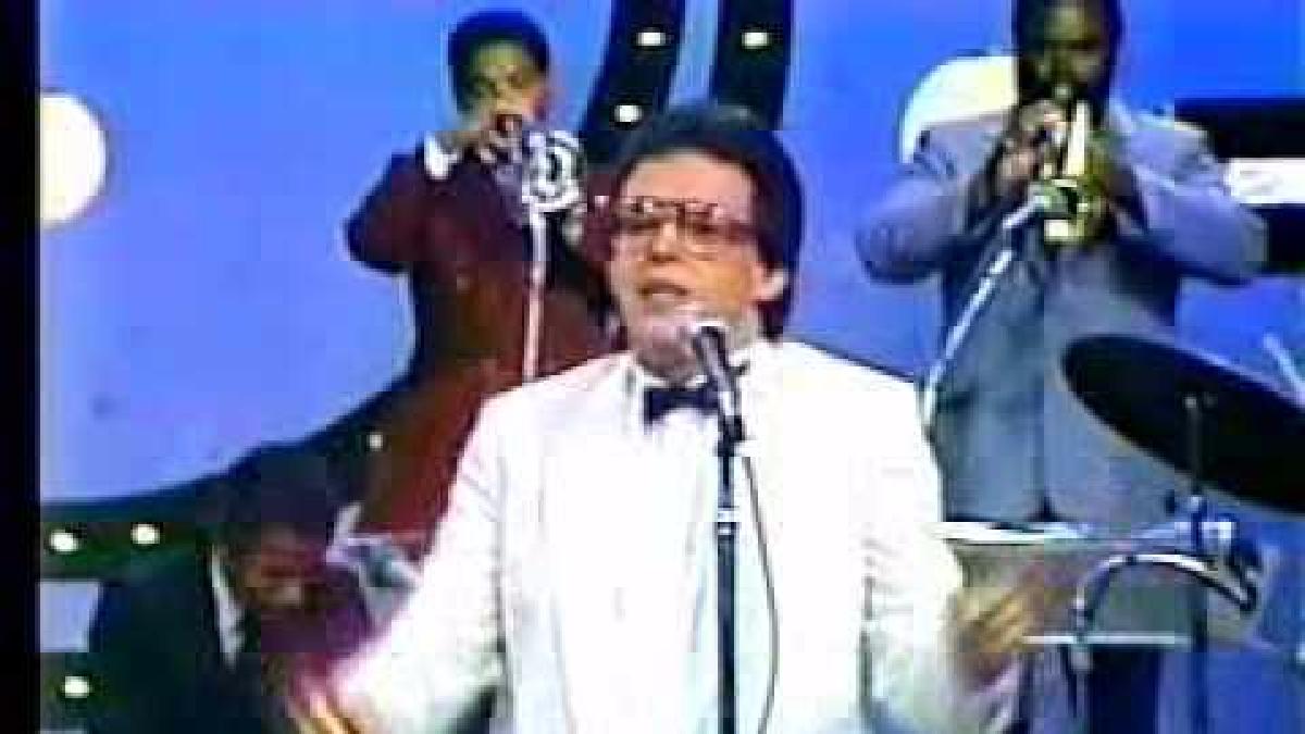 Juanito Alimaña. Una de las canciones emblemáticas de Héctor Lavoe. Esta grabación es de comienzos de los ochenta.