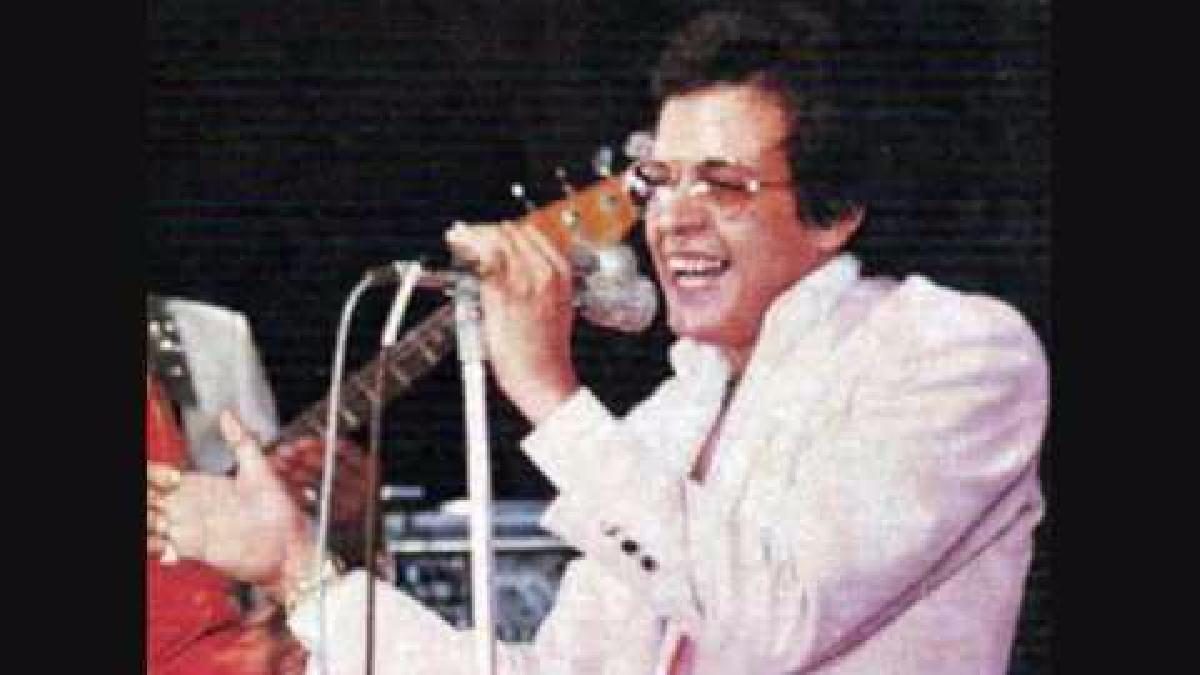 De qué tamaño es tu amor - Héctor Lavoe. También fue parte del mítico grupo de salsa Fania All Stars.