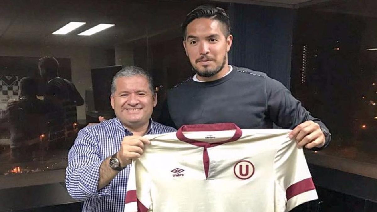 Juan Vargas ha tenido una irregular temporada con Universitario.