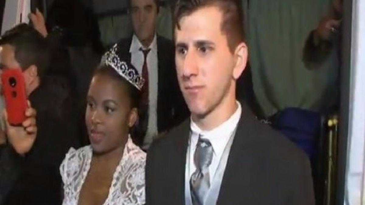 Alex, un joven brasileño de Sao Paulo montó una producción junto al Canal 13 de Argentina.