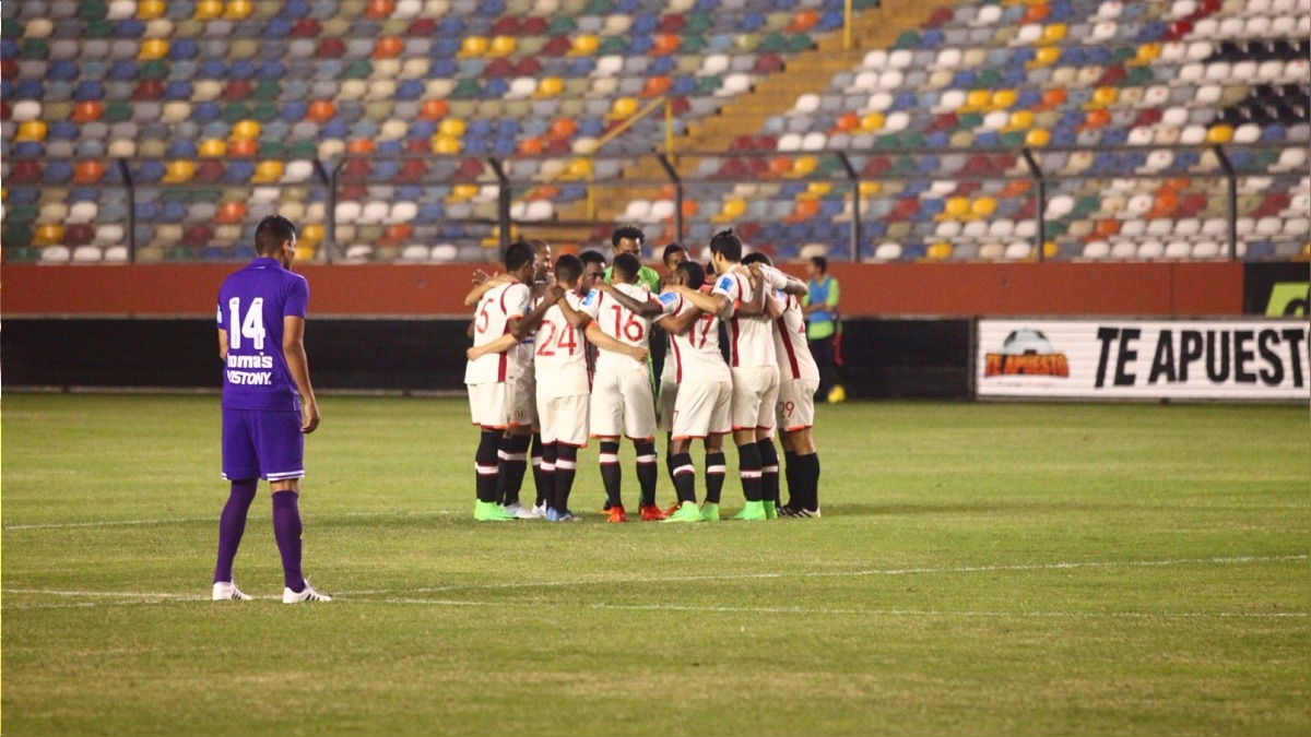 Universitario no ganaba desde el 28 de mayo, cuando derrotó por 2-1 de visita a Unión Comercio.