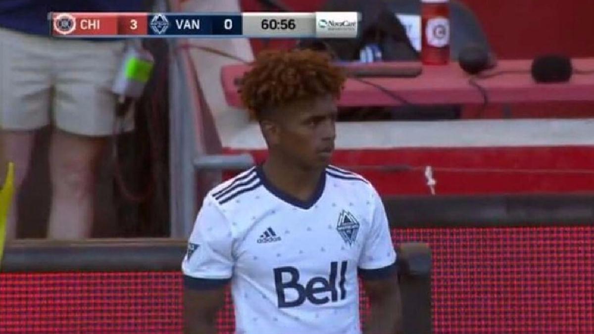 El jugador fue contratado en febrero y todavía no había sumado minutos en MLS.