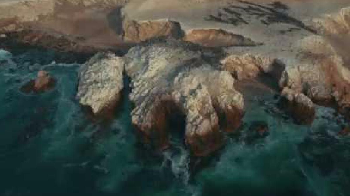 Tráiler película documental PACIFICUM, el retorno al océano