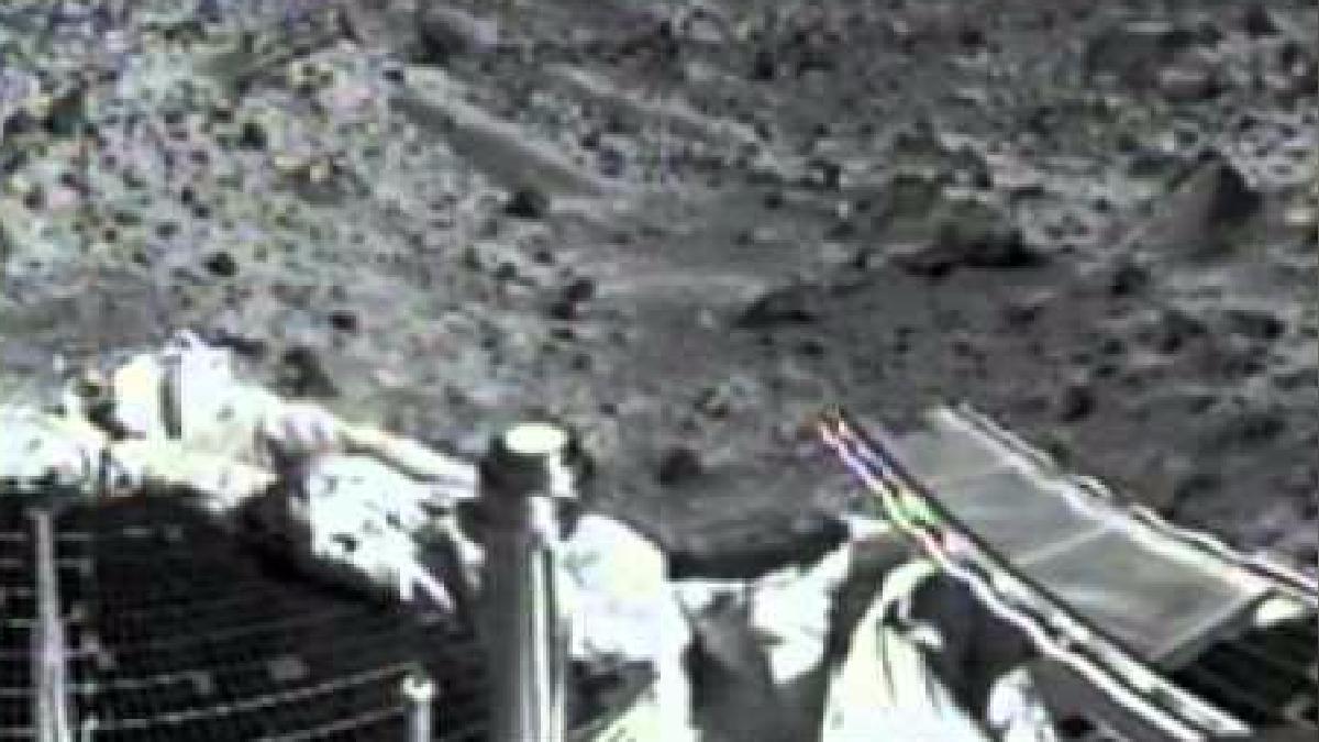 La sonda Pathfinder