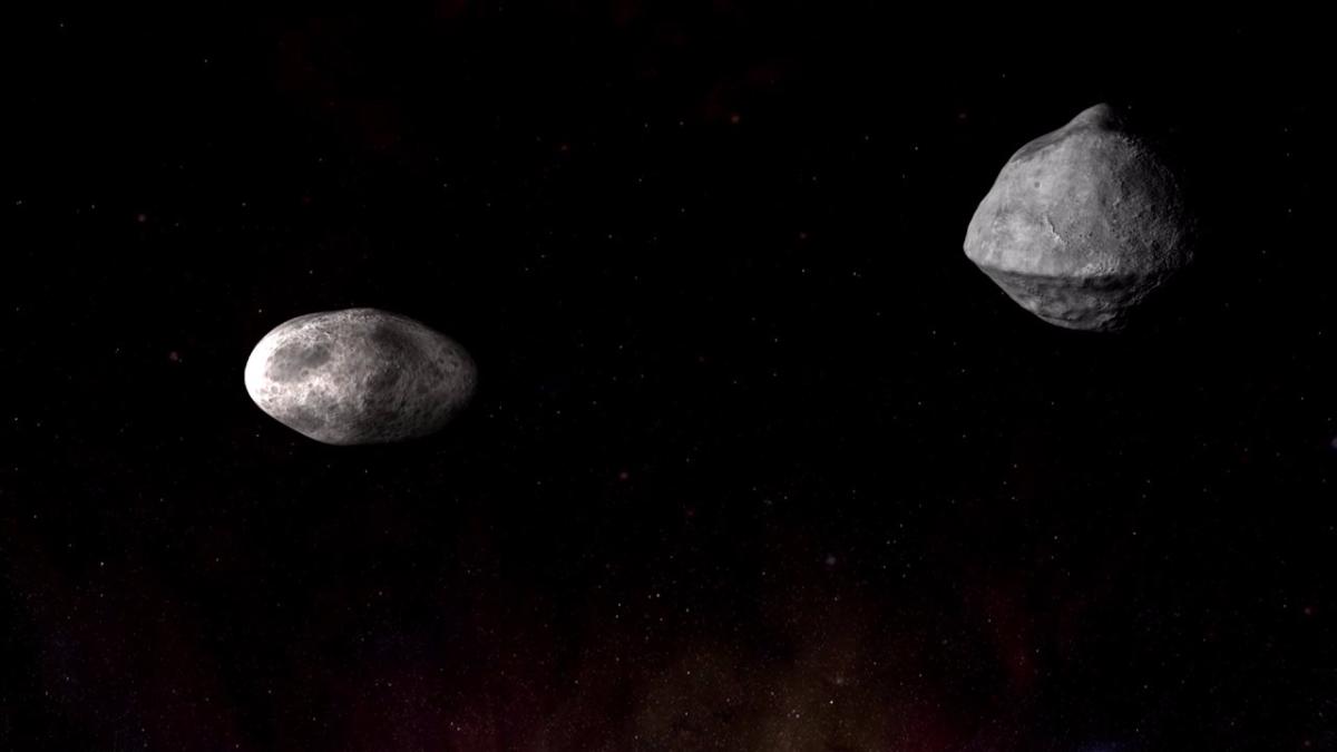 La NASA compartió un video sobre cómo funcionaria DART.