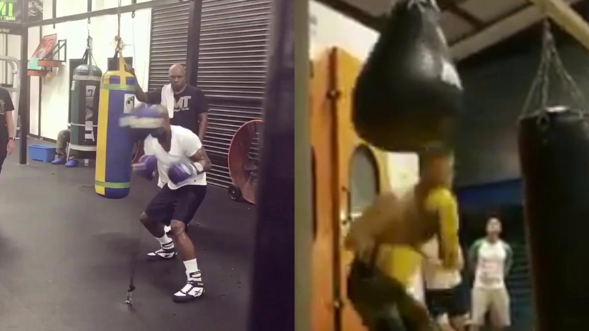 La pelea entre Mayweather y McGregor está pactada para el 26 de agosto.