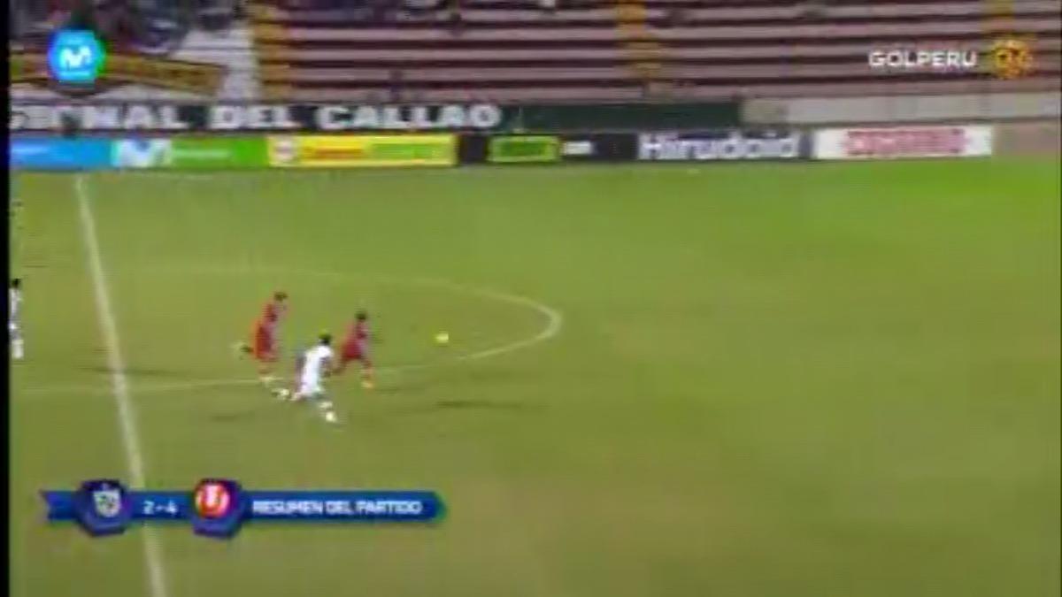 Universitario de Deportes lo remontó y terminó sufriendo para ganarle 4-2 a San Martín.