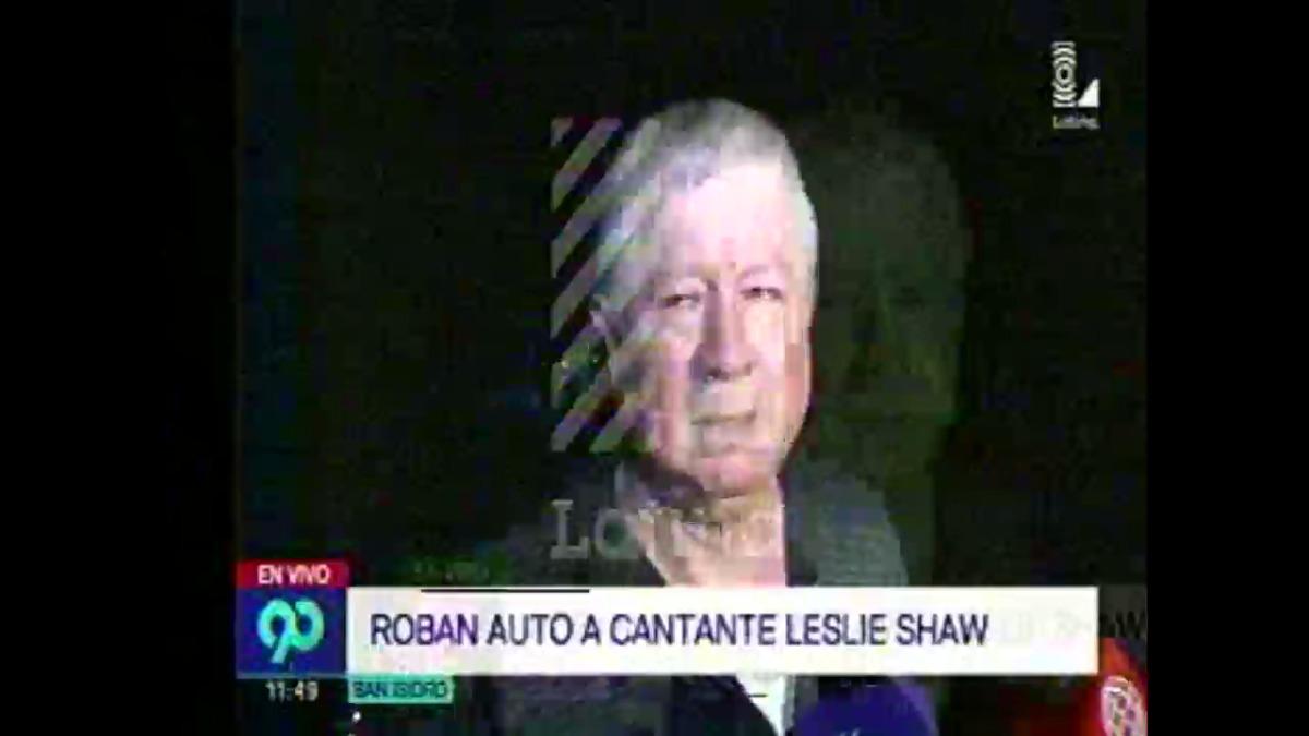 El padre de Leslie Shaw dio detalles sobre el robo.