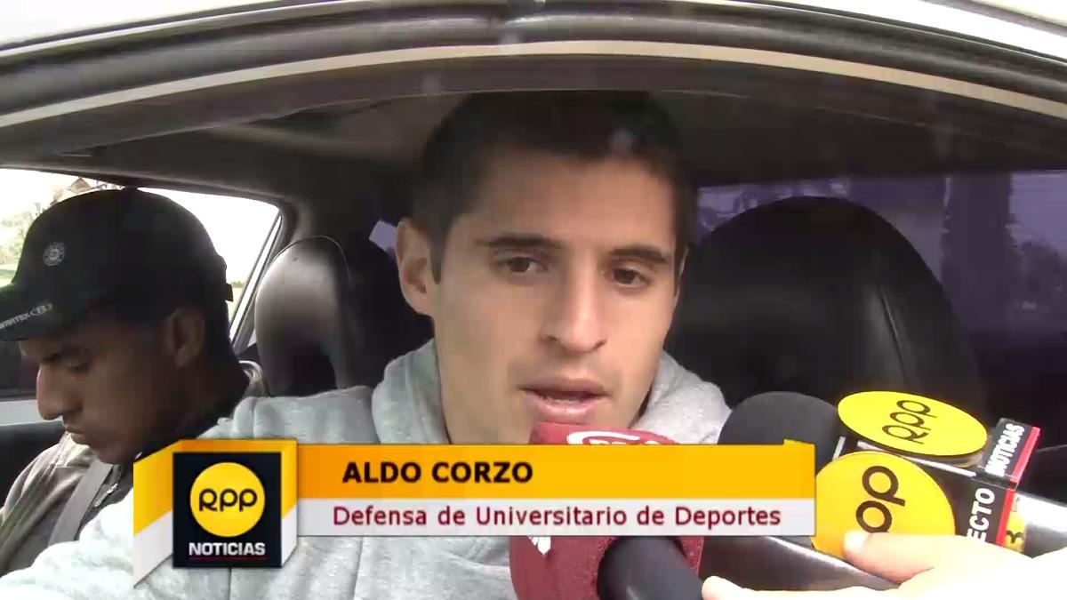 Aldo Corzo no estará presente en el duelo con Real Garcilaso por expulsión ante San Martín.