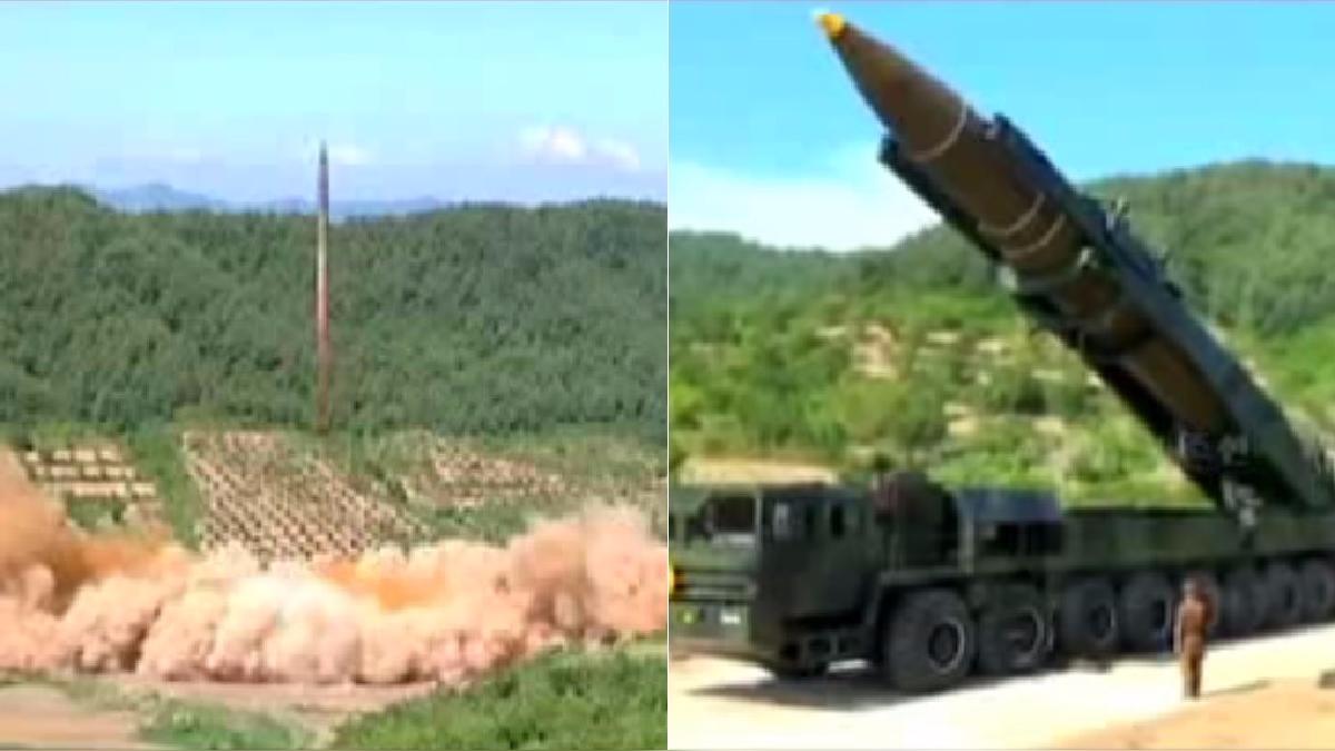 Así fue el lanzamiento del misil que ha elevado la tensión en la región asiática.