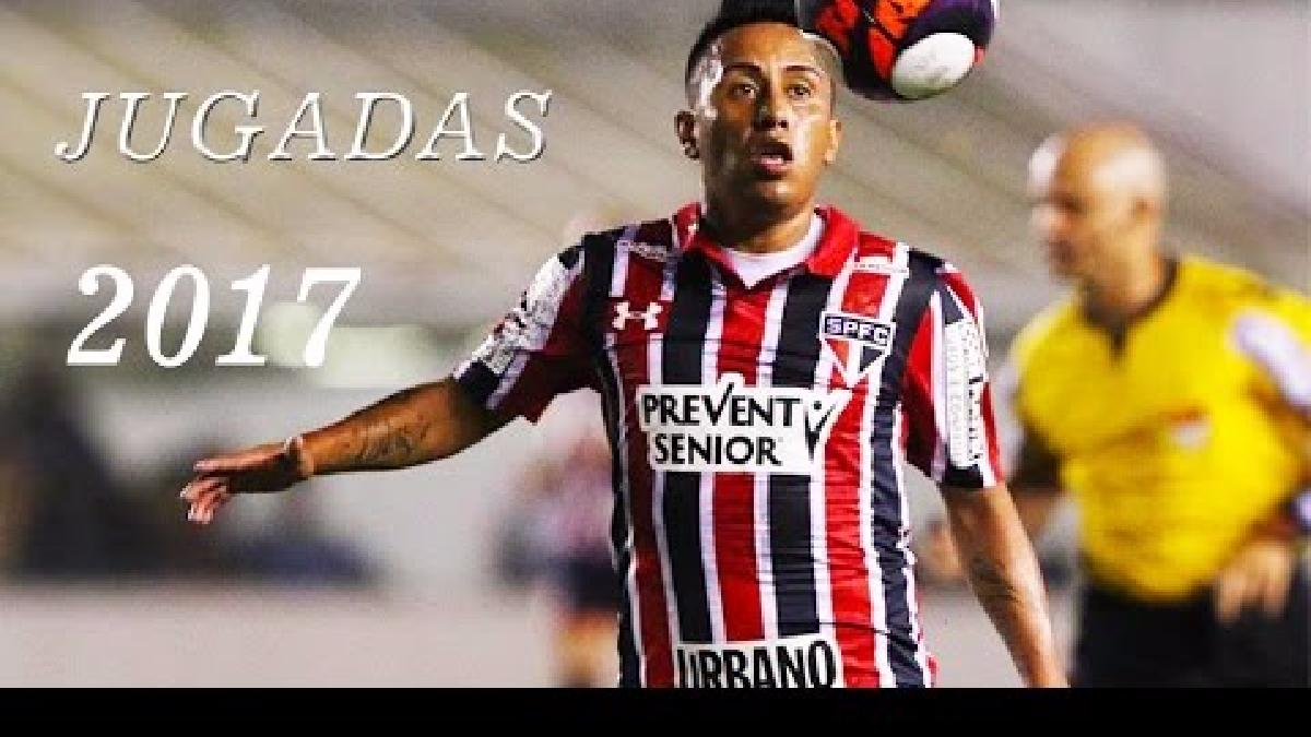 Christian Cueva anotó 5 goles en el Paulistao y 2 en la Copa de Brasil.