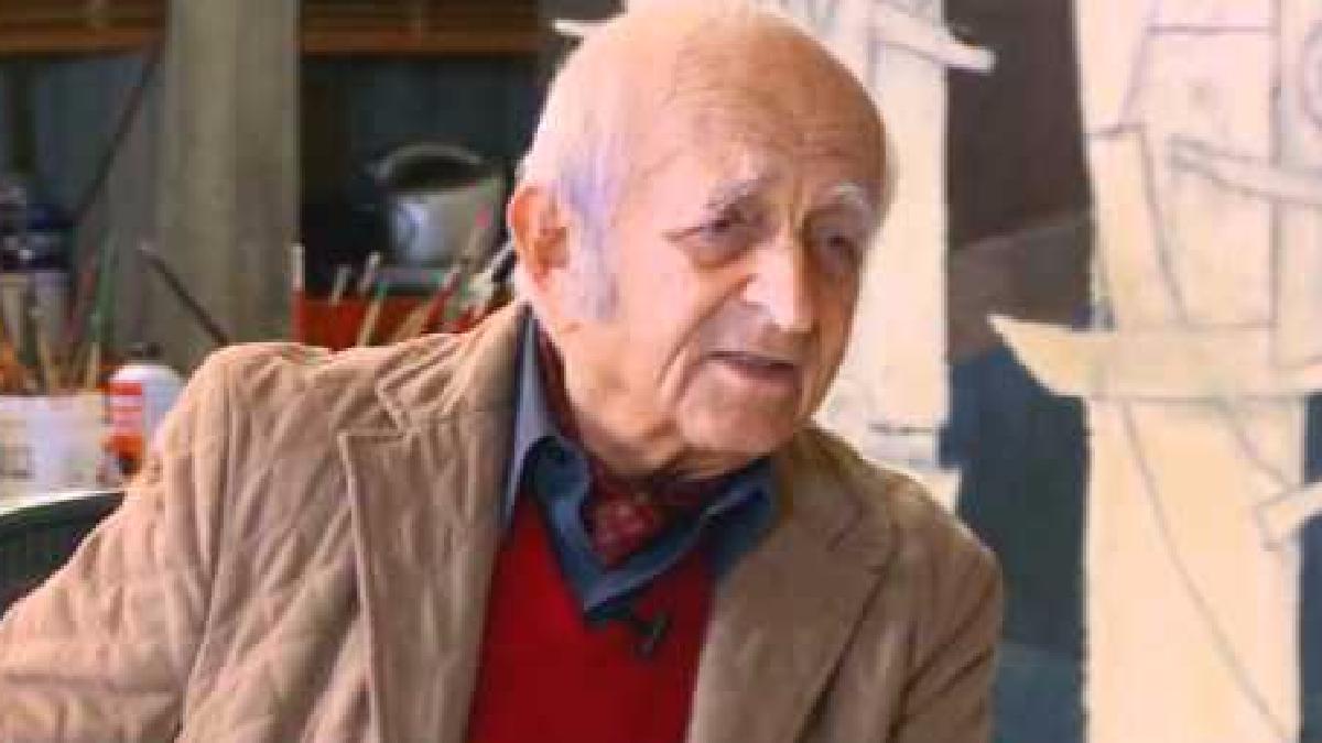 Fernando de Szyszlo en Peruanos en su Salsa