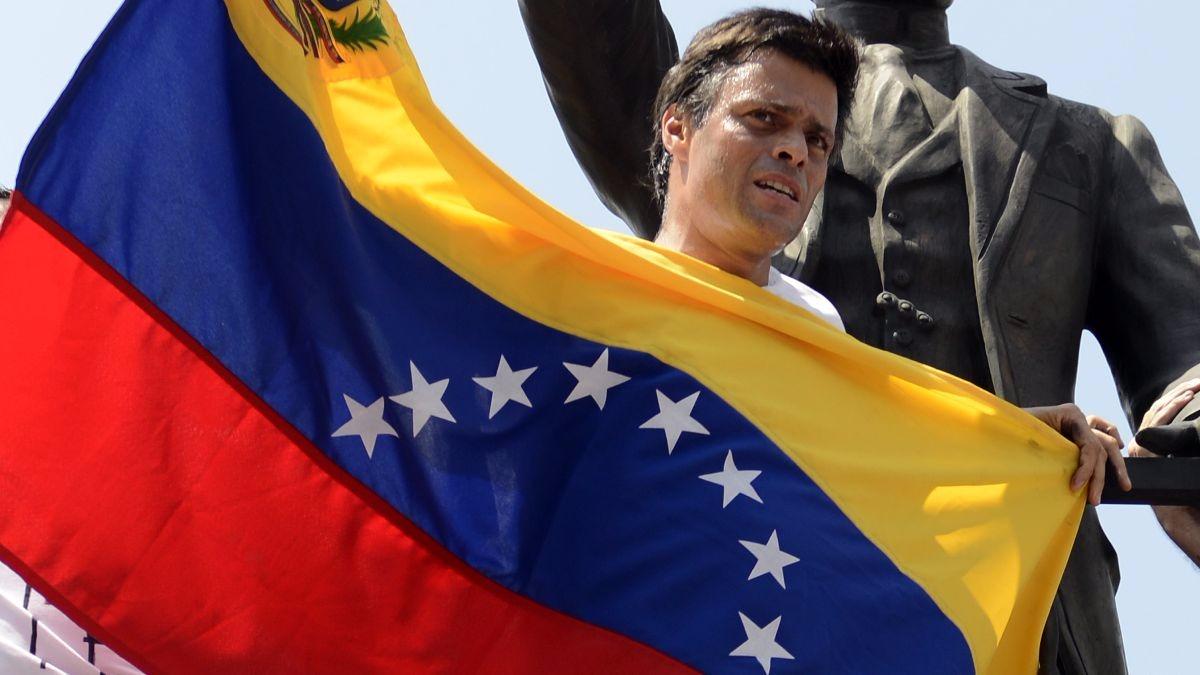 Leopoldo López es uno de los principales líderes de la oposición venezolana. Nunca ha postulado a la presidencia.