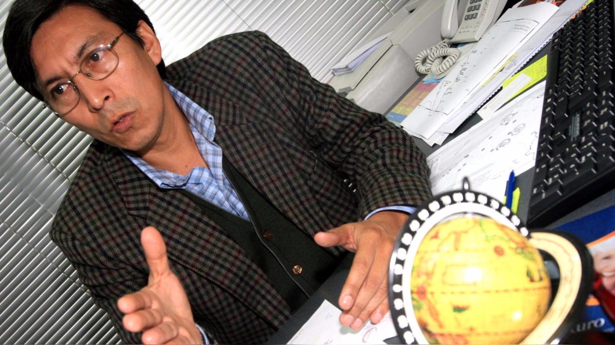 Hernán Tavera del IGP dio detalles sobre la intensidad del sismo en RPP Noticias.