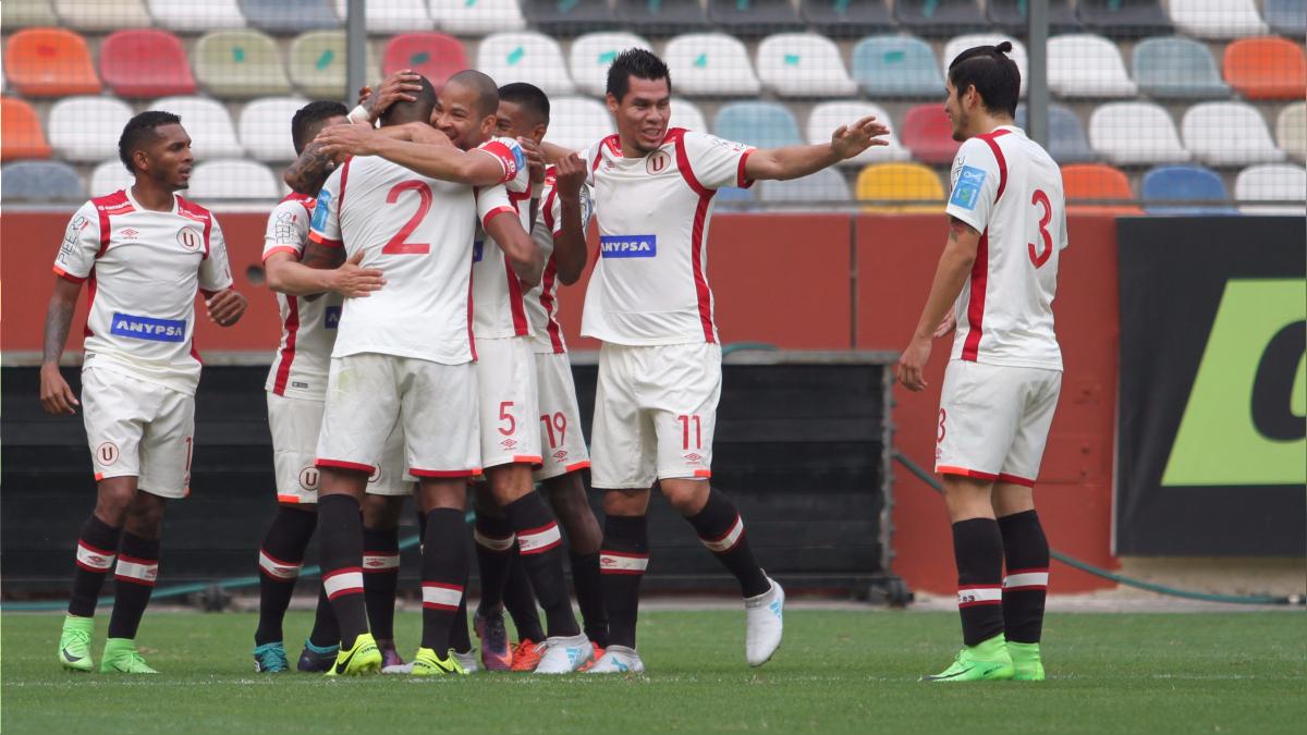 Resumen del partido entre Universitario y Real Garcilaso.