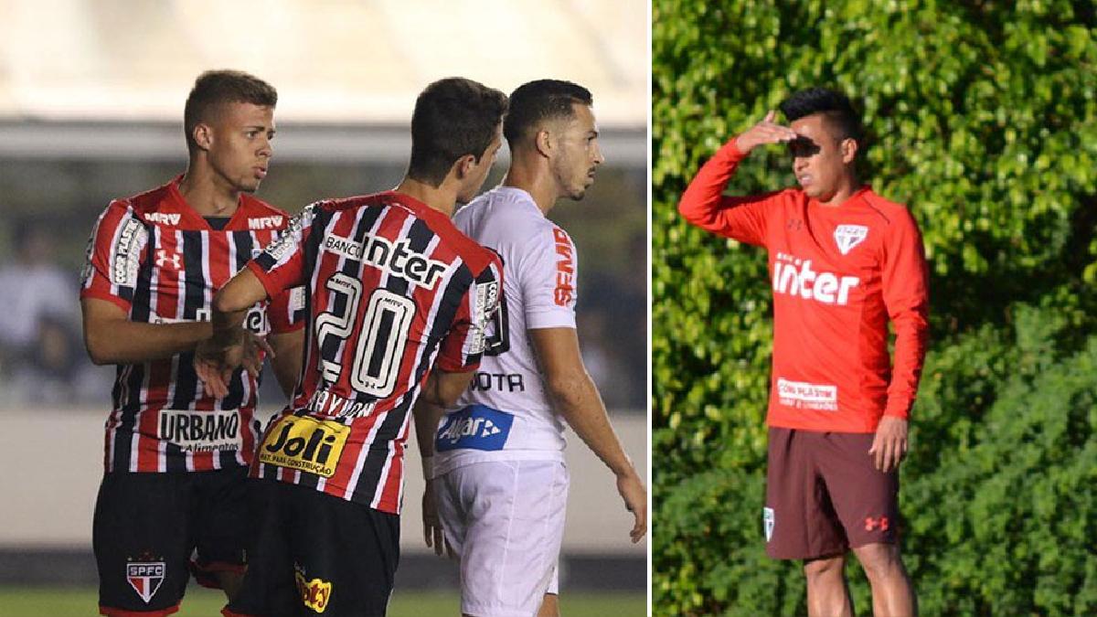Sao Paulo sumó una nueva derrota en el Brasileirao.