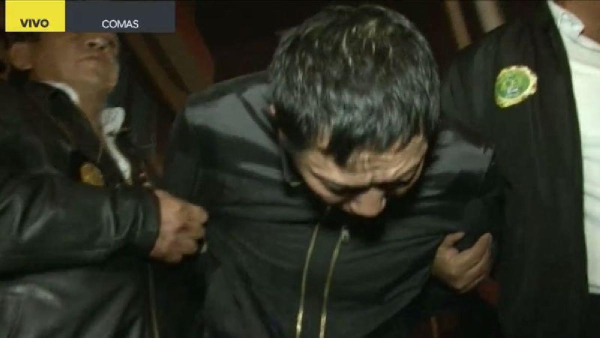 Xi Bin Lee mató a su cuñado y a un amigo en una disputa por chifas en Comas.