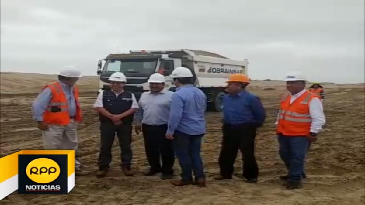 Se inicia construcción de nueva ciudad planificada de Olmos