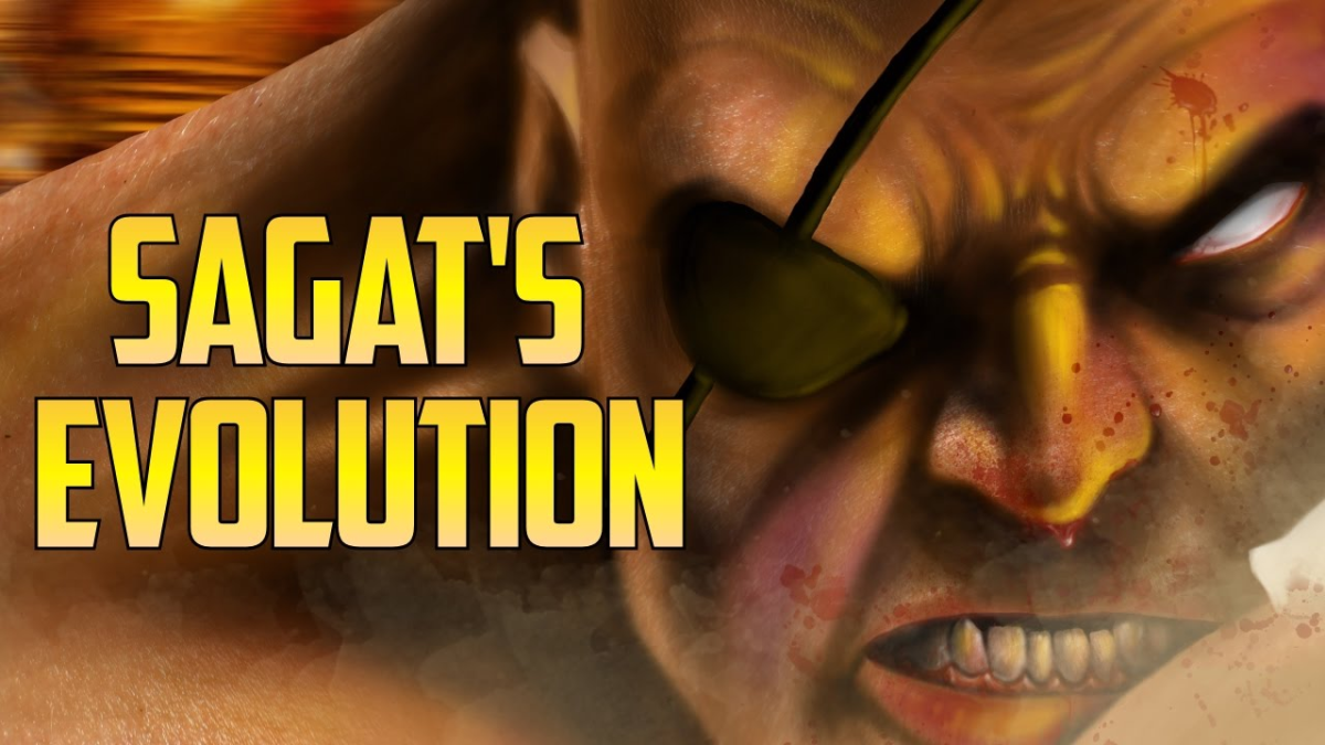 Sagat es uno de los personajes más importantes de la saga Street Fighter, y ha aparecido en la mayoría de títulos lanzados hasta la fecha.