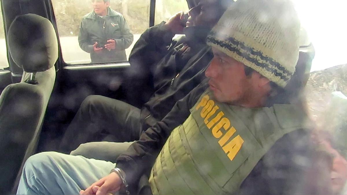La Policía capturó esta madrugada al pastor evangélico Fernando Matos Paucar luego de confesar su crimen.