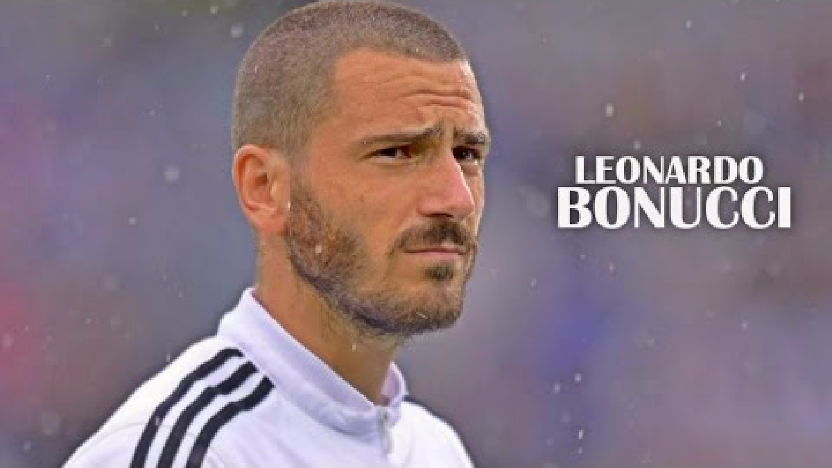 Leonardo Bonucci tiene un valor de 45 millones de euros, según Transfermarkt.